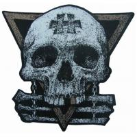 Best Durable Embroidered Fabric Patches Colorful Embroidered Animal Patches wholesale
