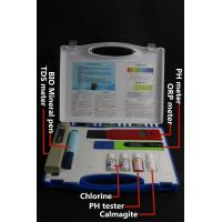 Best high quality TDS/PH/ORP meter water test kit for all water test ABS box wholesale