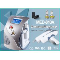 Best 1600mJ ND YAG Laser Machine For Tattoo Removal / Pigment Reduction / Spot Removal wholesale