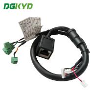 Buy cheap RJ45 Female Industrial Surveillance Cctv Camera Extension Cable Cat 5 from wholesalers