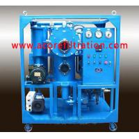 Best Double Stages Vacuum Transformer Oil Filtration Systems wholesale