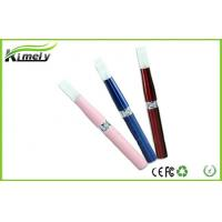 China Flavored Ego E Cig To Quit Smoking , Red Blue Ego T Starter Kit With Tank Cartridge on sale