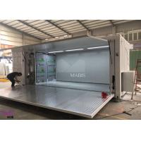 Best Environment Protection Shipping Container Retail Store Long Service Life wholesale