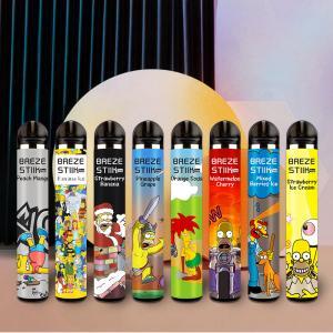 Best Anti Leak Vgod Stig Disposable Vape Pod Lush Ice Mango Bomb Flavors wholesale