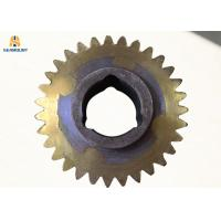 China Worm Gear Crusher Machine Parts Full Axial Size Easy To Smooth Maintain on sale