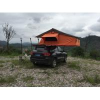 Best 4x4 Off Road 4 Person Roof Top Tent Ultralight With 6 Cm Thickness Mattress wholesale