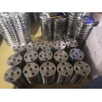 Buy cheap ASTM A182 F316 Forged Steel Flanges SORF / SOFF / WNRF Type AD2000 Certification from wholesalers