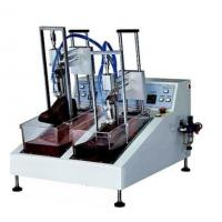 China Flexing Angle 25±2° Footwear Testing Equipment Dynamic Water Proofness Tester on sale