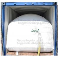 China big storage bag palm oil flexi bag price flexitank 20ft,flexitank/ liquid bag for bulk Diesel oil with full set of acces on sale