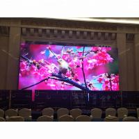 China Front Service Full Color LED Display Sign High Temperature Resistance on sale