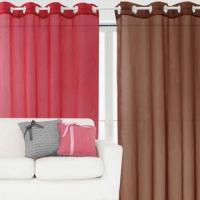 Best Voile/organza curtain for home wholesale