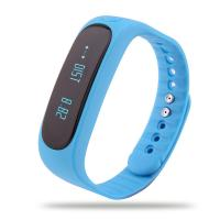 Cheap E02 Smart Wristband Waterproof Bluetooth Sport Smart Bracelet with sleep monitor for sale