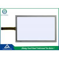 Best 3 Inch Resistive Touch Panel Scratch Resistant For Digital Switch LCD Module wholesale