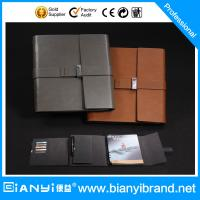 Best Wholesale leather cover loose leaf notebook wholesale