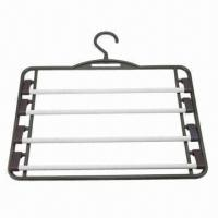 Best Multifunctional Trousers Hanger, Made of PP, Various Colors and Specifications are Available wholesale