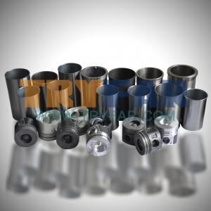 Best ISUZU DIESEL ENGINE PARTS CYLINDER LINER PISTON AND PISTON RING FOR 4BA1 wholesale