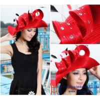 Best New Design Women satin church hats wholesale / wholesale church hats / church hat wholesale