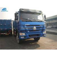 China 371hp Used Howo Dump Truck Oading Capacity 25-30 Tons With 20m3 New Cargo Box on sale
