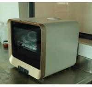 Hot Water Home Depot Dishwasher , OEM Restaurant Kitchen Dishwasher