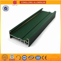 Best Powder Coated 6005 6005A Aluminum Alloy Profiles / Heat Transfer Plates wholesale