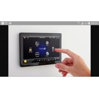 Cheap OEM Automation Kiosk 7 Inch Wall Holder Android POE Touch Screen RJ45 Ethernet Port for sale