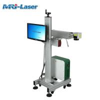 Best 100,000 Hours Working Flying Laser Marking Machine Customized Engraver wholesale