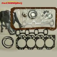 Best 3B 13B Engines Components Gasket Car Engine Parts Full Gasket Set Engine Gasket For DAIHATSU DELTA 04111-58010 50134500 wholesale