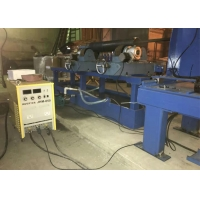 China Carbon Steel 28.5Kw 6000mm Pipe Cladding Machine on sale