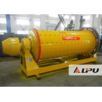 Best Grate Type Limestone Grinding Ball Mill 1200X3000 Iron Ore Ball Mill in Mining Industry wholesale