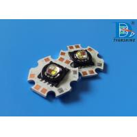 Best SMD High Power LED 15Watt Multi-color RGBW Package LEDs 750lm wholesale