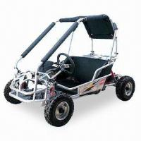 China Off-road Go Kart with Adjustable Front Pedals and Single-cylinder 142F Engine on sale