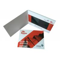 Best Whole world Regional Feature and Greeting Card Card Type LCD video brochure card wholesale