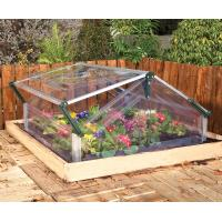 Best white cold frame with two vents wholesale