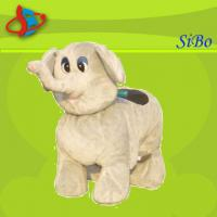 Best Battery Operated Toy , Plush Animal Electric Scooter , Plush Animal Rides wholesale