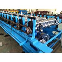 Best IBR Roof Panel Forming Machine Sheet Roll Forming Machine Standing Pillar Type wholesale