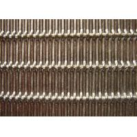 China Standard Size Welded Stainless Steel Crimped Wire Mesh Decorative Galvanized on sale