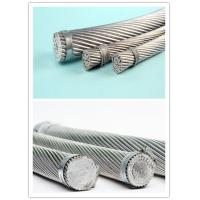 Cheap 795 Mcm ACSR Conductor Galvanized Steel Wire For Power Transmission for sale
