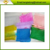 Buy cheap green garilic pe mesh bags product