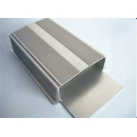 Best Power Supply Shell Electronic Instrument Case Extruded Aluminum Profiles wholesale