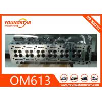 Best 24V / 6CYL Aluminium Engine Cylinder Head For BENZ E300 OM613 3.0 D wholesale