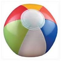 Best Customized Inflatable Multicolored Beach Ball wholesale