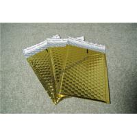 Yellow 6x10 Bubble Mailers , Size 0 Padded Envelopes Disposable For Agriculture