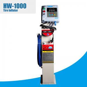 Best Intelligent  400L/Min 7 Bar Automatic Digital Tire Inflator Auto Shut Off wholesale