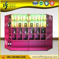 Best Competitive price wholesale multilayer wall mounted iron wine rack wholesale