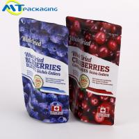 Buy cheap Mixed Nuts Packaging Resealable Ziplock Bags Fresh Keeping For Dyr Fruit from wholesalers
