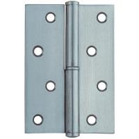 Best 270° Take Down Square Door Hinges Stainless Steel With Round Corner wholesale