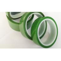 Best 55um PET Silicone Tape Radiation resistance characteristic for spraying powder wholesale