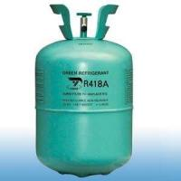 China R418A Refrigerant Gas on sale