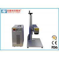 Best Raycus 20W 30W Gold Silver Laser Engraving Machine for Jewelry Ring wholesale