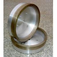 China glass grinding wheel for straight edge machine on sale